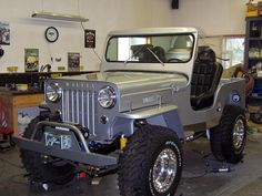 #Jeep Willys
