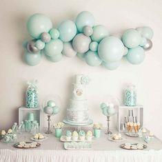 Bapteme De Jules D Atilde Copy Coration Sweet Table Pastel