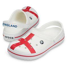 【楽天市場】【クロックス】 クロックバンドネーション イングランド (crocs Crocband nation England) 25cm(Men 7/Women 9) [並行輸入正規品] [★]:上海問屋