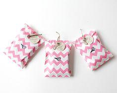 25 Custom Baby Girl Shower Favors  Pink by HerbivoreBotanicals, $60.00