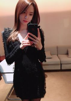 See the gorgeous selfies from SNSD's YoonA