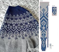 Fair Isle Knitting Patterns, Sweater Knitting Patterns, Knitting Charts, Knitting Stitches, Knitting Designs, Knitting Yarn, Knit Patterns, Hand Knitted Sweaters, Sweater Design