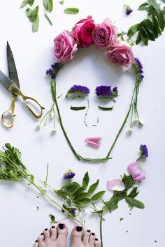 Tine Monsen - Floral Wreath, Wreaths, Lifestyle, Home Decor, Blogging, Floral Crown, Decoration Home, Door Wreaths, Room Decor