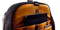 North Face ha creado una mochila para transportar todos tus dispositivos…