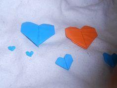 orogami hearts