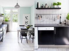 Grüne Gazpacho, Küchen-News und Woont-News