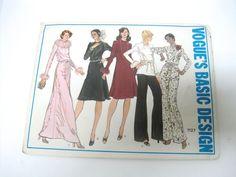 Vogue's Basic Design Pattern 1127  Size 12 UNCUT