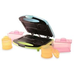 Nostalgia Electrics™ Ice Cream Sandwich Maker - BedBathandBeyond.com