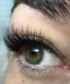 Useful Guide To Eyelash Extensions: Russian Lashes? – My hair and beauty Russian Volume Lashes, Long Lashes, Lash Extensions, False Eyelashes