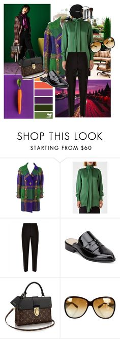 """👗170"" by ec300 ❤ liked on Polyvore featuring Masquerade, Christian Lacroix, Lanvin, Jaeger, French Connection, Bottega Veneta and Chanel"