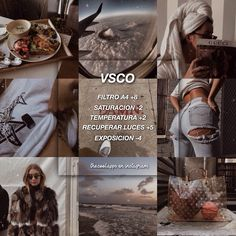 (saturation, temperature, highlights, exposure - News - Vsco Filters Lightroom Presets Instagram Theme Vsco, Snapchat Instagram, Instagram Feed, Vsco Pictures, Editing Pictures, Feed Vsco, Best Vsco Filters, Free Vsco Filters, Vscocam Filters Free
