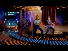 Kinect Star Wars: Galactic Dance Off - I'm Han Solo(Extended) + Going Somewhere, Solo? Achievement. - YouTube