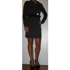 Kelso - Charcoal Grey Cowl neck Dress - size 10 in the Casual Dresses category was sold for on 19 Jul at by Parklander in Cape Town Casual Dresses, Dresses For Work, Cowl Neck Dress, Charcoal, Size 10, Grey, Stuff To Buy, Fashion, Casual Gowns