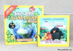 The Angry Birds Movie Books