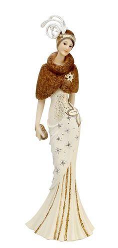 RP: Art Deco Chicago Classix Lady Figurine ROXANNE  | eBay.co.uk