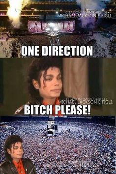 Michael would never use strong language like that but I still love this!
