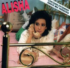 Alisha. 80s Music, Music Songs, Italo Disco, 80s Pop, Funky Outfits, Video Clip, Album Covers, Dance, Baby