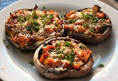 Portabella Pizza - Profile by Sanford