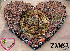 everyone loves zumba