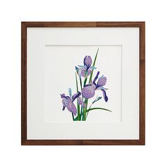 Look what I found at UncommonGoods: Iris Quilled Paper Art for $86.00 - 138.00