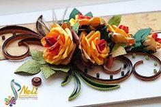 Neli Quilling Art: Roses