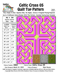 rainbow-moon-treasures.com QuiltTopDesigns Done Quilt(0084).html