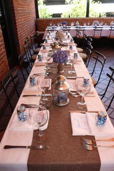 @Joanna Soiree. Santorini cafe, pasadena. bunny baby shower. Parties & Petals