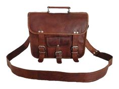 HC Handicraft Leather Briefcase Messenger Satchel Ipad Tab Tablet Bag ** Details can be found by clicking on the image.