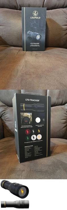 Other Hunting Scopes and Optics 7307: New Leupold Lto Tracker Thermal Imaging Monocular Sight -> BUY IT NOW ONLY: $550 on eBay! http://riflescopescenter.com/category/nikon-riflescope-reviews/