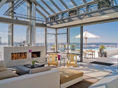 Market Place Tower Penthouse in Seattle, WA