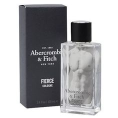 Brand New Abercrombie and Fitch FIERCE Cologne for Men - 100ml/3.4oz. Spray: Amazon.co.uk: Health & Beauty