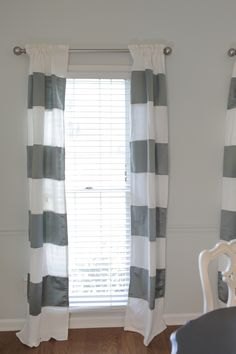 """Buying & Selling   BUDGET BLINDS   Evanna & Lazarus' DINING ROOM REVEAL   2"""" faux wood blinds in Milk White"""