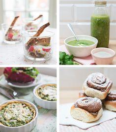 #Easter #menu | Dille & Kamille