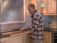 DIY Granite Kitchen Worktops Installation Fitting Guide