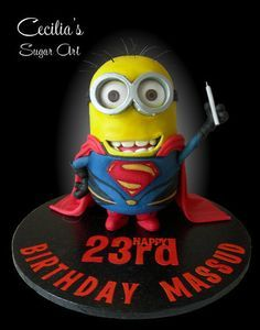 Superhero Birthday Cake Glasgow Image Inspiration of Cake and