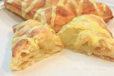 Scottish Recipes - Apple Turnover with Lemon Drizzle Icing http://www.tartantastesintx.com/2013/01/scottish-recipes-apple-turnover-with.html?m=0 Perfect for Beltane remember to save some for the Fae