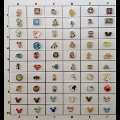 48 Best Floating Charms Images In 2016 Floating Charms