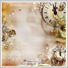 """Kit """"In the new Year"""" by Sekada http://www.digitalscrapbookingstudio.com/personal-use/kits/in-the-new-year-full-kit/ WA of the kit """"Dandelion Dreams"""" by Dido designs  Photo by Girltripped - deviantart"""