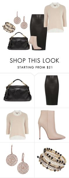 It's just a Wednesday at work today by bsimontwin on Polyvore featuring Dorothy Perkins, Akira Black Label, Bebe, Astley Clarke and Wallis