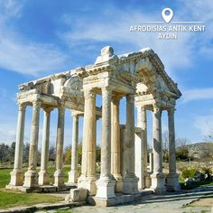Art, sculpture and life stretching back to the 5th century BC! Of course, with the Temple of Aphrodite this is the ancient city of Aphrodisias! Once the capital of the ancient Roman province of Caria.