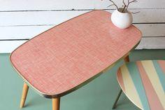 Blumenhocker 50er 60er Jahre rosa aprikot / plant stand Vintage / home decor made in Germany Textiles, Decoration, Home Decor, Vintage, Pink, Homes, Deco, Decor, Decoration Home