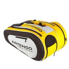 Mochila Porta #raquetas #Artengo FS 900 amarillo. http://www.decathlon.es/artengo-fs-900-amarillo-id_8231056.html