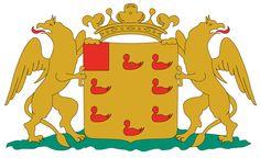 Dit is het officiële logo/schild van de Gemeente Heemstede.