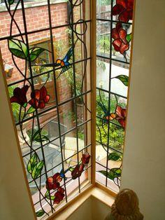 Oxford Hummingbirds- Aprovechando la luz y creando paisajes de ensueño.