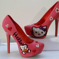 17 Best Cute High Heels Images Boots Crazy Shoes Cute
