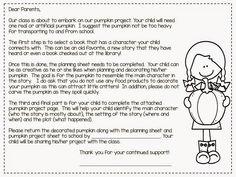 Pumpkin Project and a Freebie