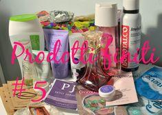 Sweety Reviews: Prodotti Finiti #5