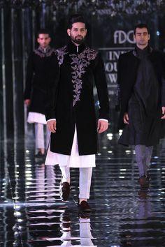 Complete collection: Manish Malhotra at India Couture Week 2017 Sherwani For Men Wedding, Wedding Dresses Men Indian, Sherwani Groom, Indian Wedding Wear, Wedding Dress Men, Indian Bridal, Pakistani Bridal, Bridal Dresses, Mens Indian Wear