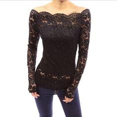 89584ccb338 2015 New Sexy Mesh Lace Blouse Shirt Casual Kimono Clothing Women Plus Size  Blouses Renda Crochet Lace Tops 41