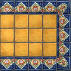 LeMog - 3dTextures - Carrelage Azuleros Motifs 2 - Tiles/250 riobleu7
